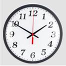 الساعات و البراويز