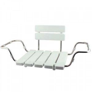 كرسي استحمام مع ظهر من سبيس  BS-03