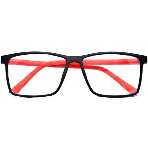 نظارة طبية H523 من بانا احمر-بالدرزن