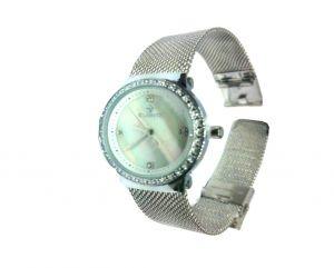 مقاومة للماء ساعة يد كلاسيكو  T5001-فضية بالدرزن