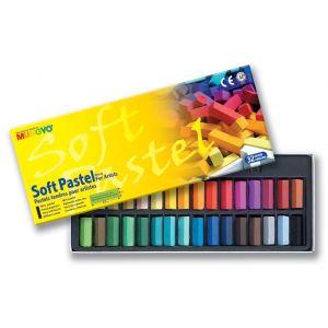 مجموعة الوان soft pastel 48 -بالدرزن