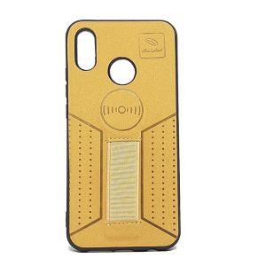 كفرات خلفية جلد لهواتف الايفون, الهواوي,السامسونج-اصفر