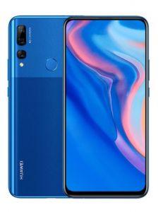 هواوي واي 9 برايم 2019 سعة 128 جيجابايت ،أزرق ،الجيل الرابع 4  ضمان الحداد G