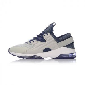 حذاء الجري الرياضي ARLM007-4B من لي نينج- ازرق