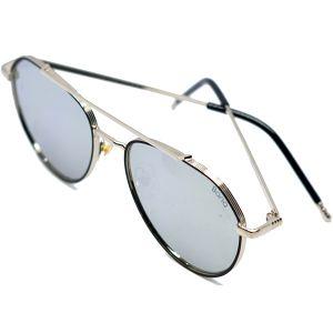 دائرية نظارة شمسية رجاليR512 من بانا-رمادي شفاف -بالدرزن
