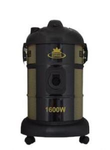 watt 1600 مكنسة كهربائية اسطوانية من سوبرريم